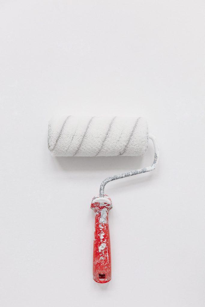 glasvezel-behang-verven